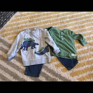 Carters outfit 18mo - bundle please